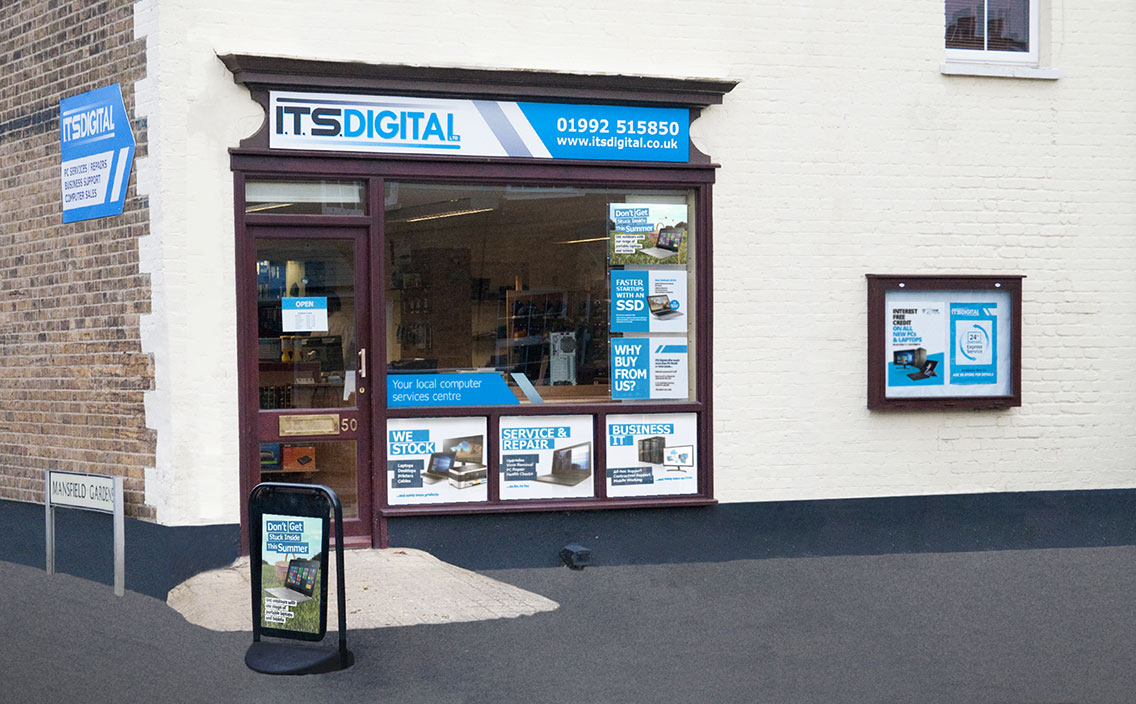 ITS Digital Shop In Bengeo